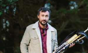 FourWinds Irish Music | Gallery 4 Tom Delany Uilleann Pipes